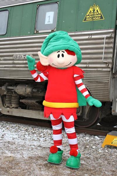Elf & Train